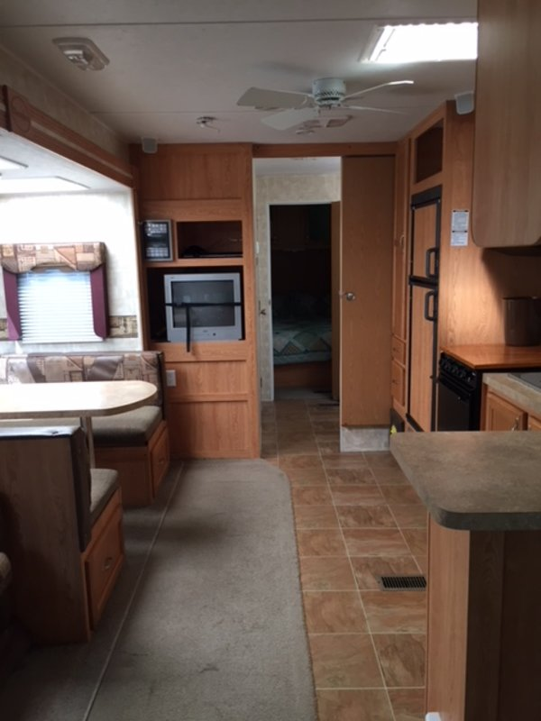 2008 Forest River Cherokee Lite 31l