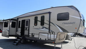 2021 Forest River Flagstaff Super Lite 529MBS