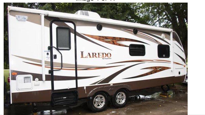 2014 Keystone Laredo 240mk