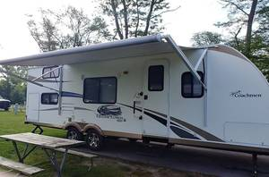 2013 Coachmen Freedom Express LTZ 269BHS