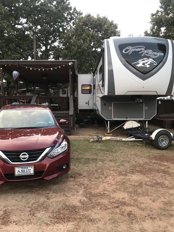 2018 Highland Ridge RV Open Range OF374BHS