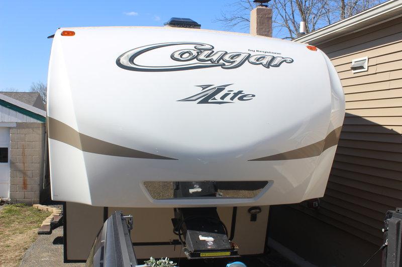 2016 Keystone Cougar X-Lite 29 ROB