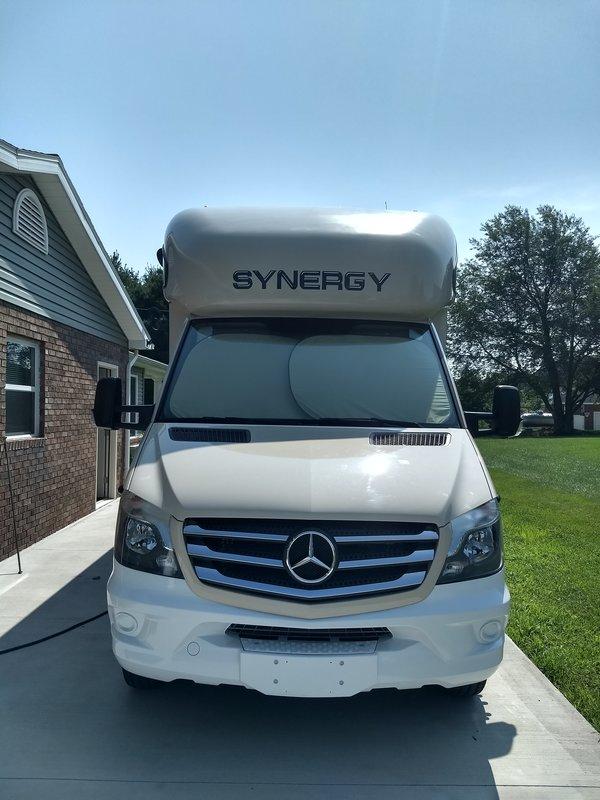 2020 Thor Motor Coach Synergy 24ST