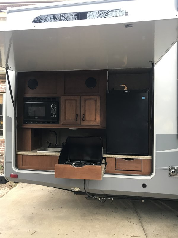 2015 Highland Ridge RV Light LT308BHS