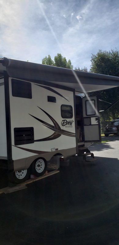 2016 Forest River Rockwood Roo 23IKSS