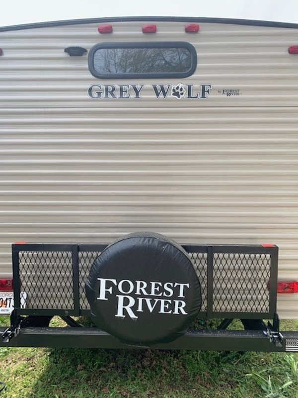 2019 Forest River Cherokee Grey Wolf 29TE