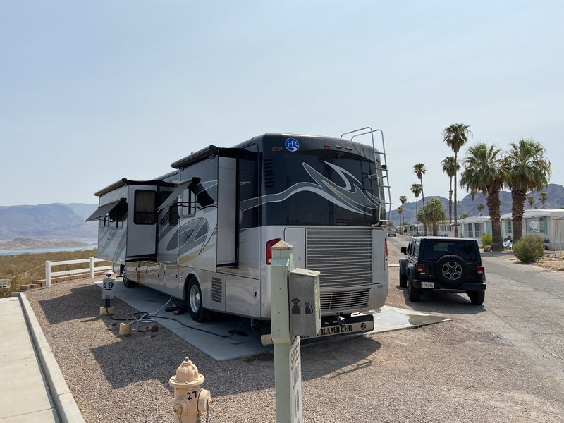 2009 Holiday Rambler Endeavor 41SKQ
