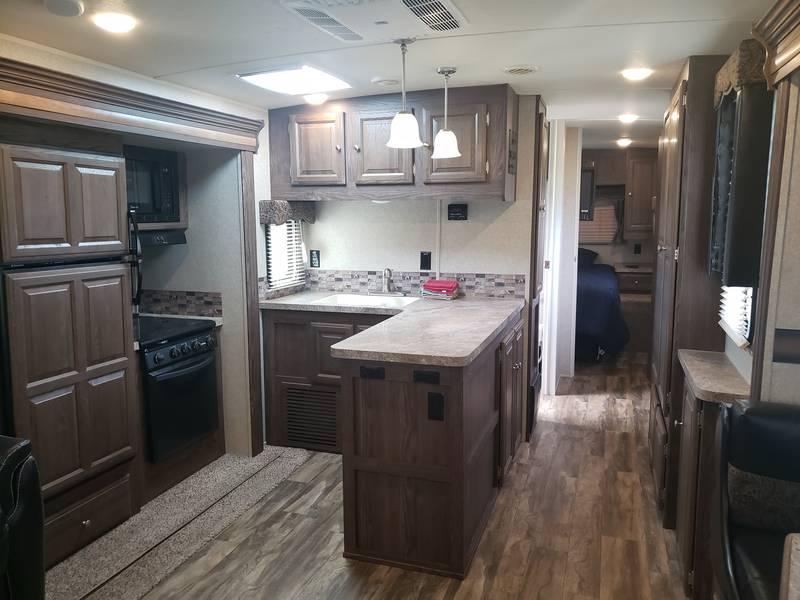 2017 Forest River Rockwood 2703WS