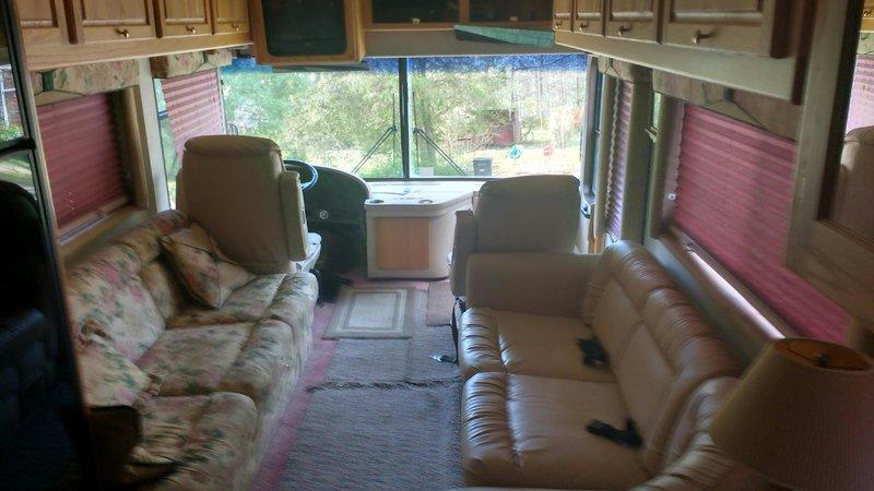 1996 Foretravel Motorcoach Foretravel U270