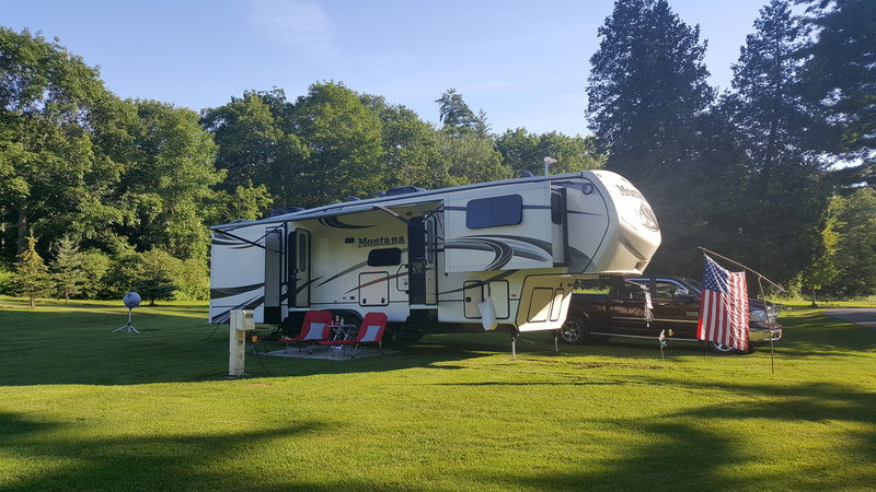 2015 Keystone Montana 3750FL