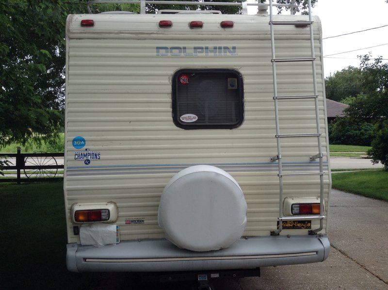 1993 Toyota Dolphin 900 for sale - Sioux city, IA