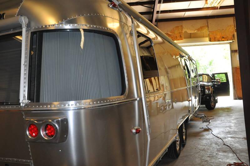 2015 Airstream Classic