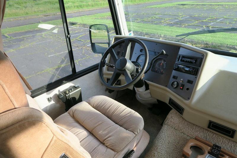 1993 Damon Challenger 250-LE
