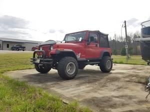 1996 Jeep Wrangler S