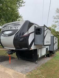 2018 Heartland Gateway 3200RLS