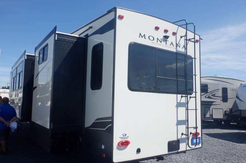 2021 Keystone Montana High Country 362RD