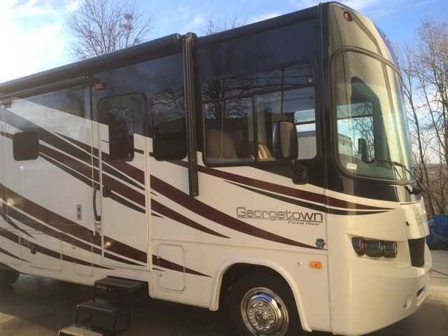 2014 Forest River All American Georgetown 328TSF