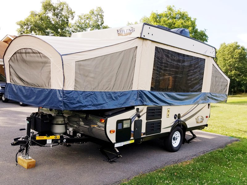 2017 Coachmen Viking Epic 2108ST