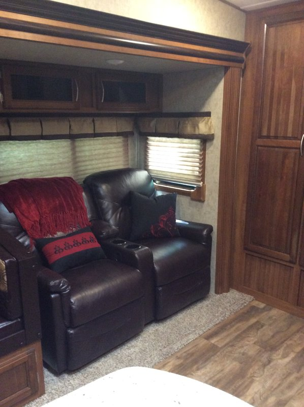 2017 Forest River Crusader 337QBH