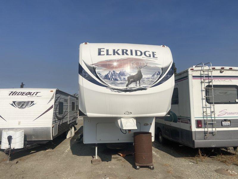 2012 Heartland ElkRidge 37ULTA