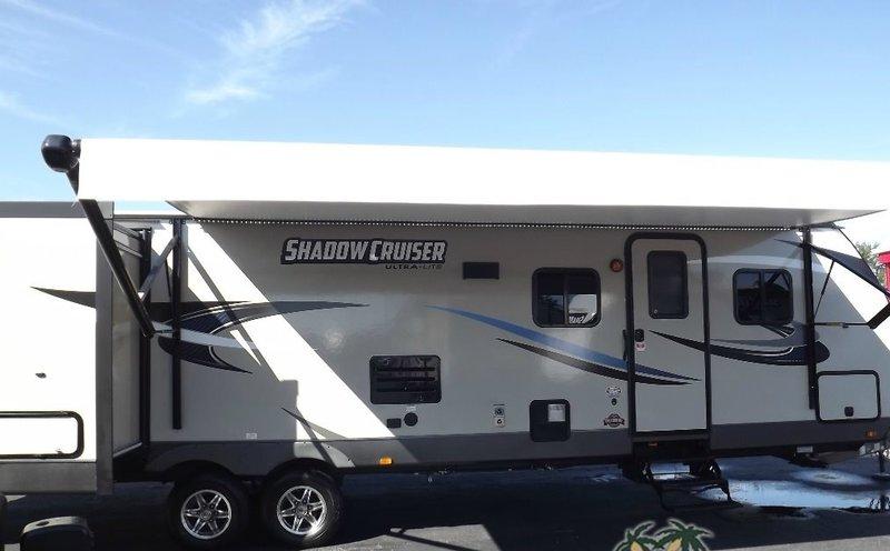 2016 Cruiser RV Shadow Cruiser S331BHD