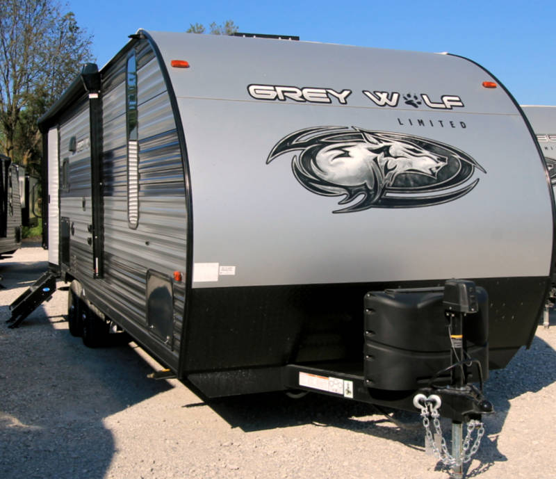 2021 Forest River Cherokee Grey Wolf 23MK