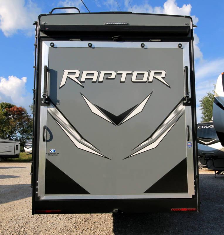 2021 Keystone Raptor 351
