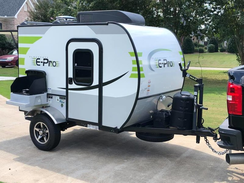 2018 Forest River Flagstaff E-Pro E12RK