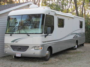 2000 Airstream Land Yacht XL355