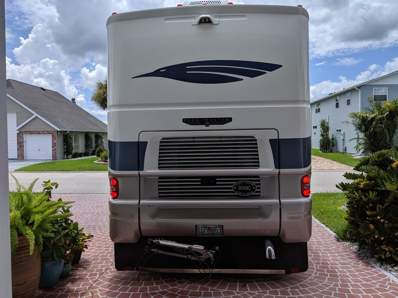 2000 Gulf Stream Tourmaster