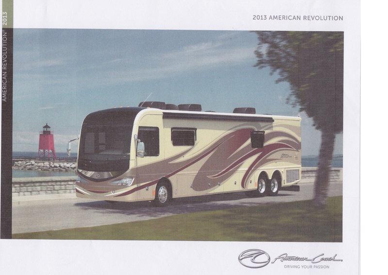 2013 American Coach American Revolution 42T