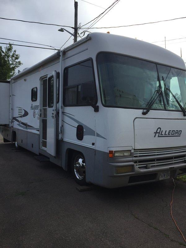 2000 Tiffin Allegro 35DA