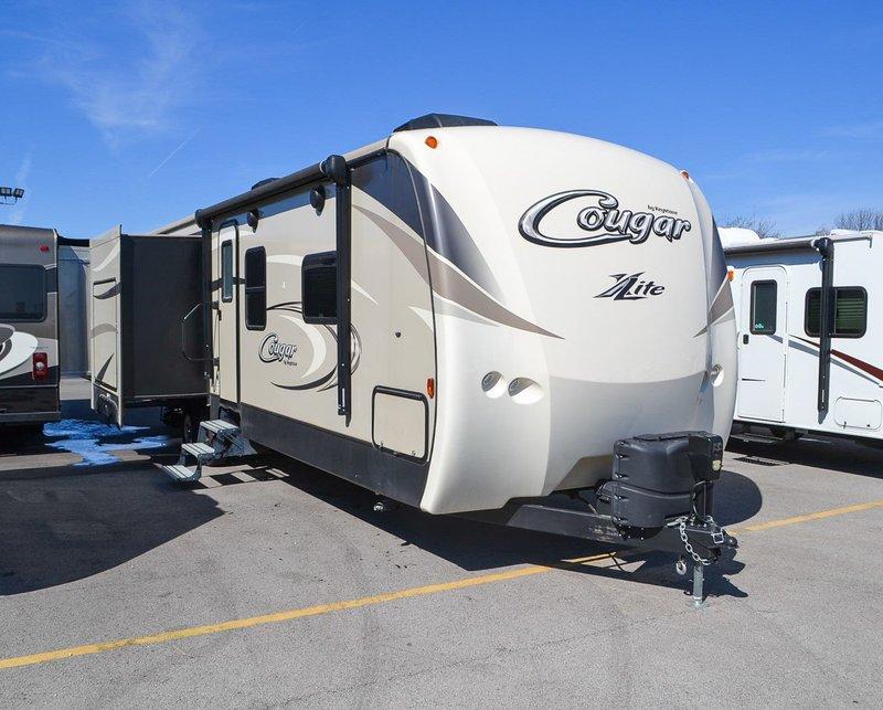 2017 Keystone Cougar X-Lite 33MLS 33MLS