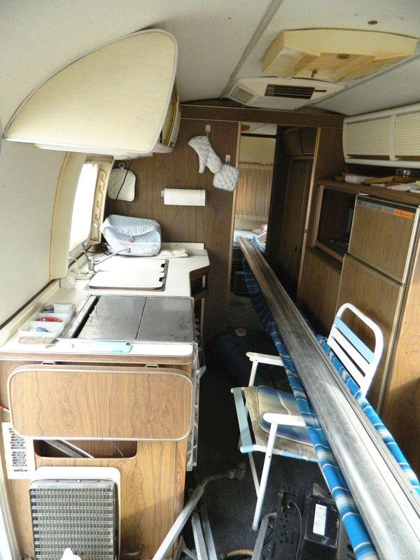 1974 Airstream Airstream Land Yacht
