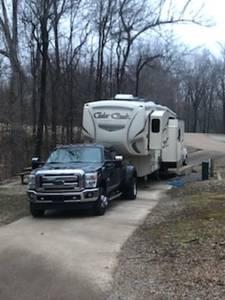 2017 Forest River Cedar Creek Silverback 37MBH