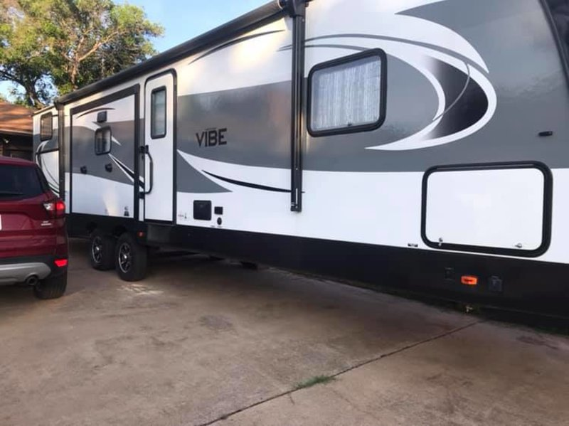 2018 Forest River Vibe 313BHS