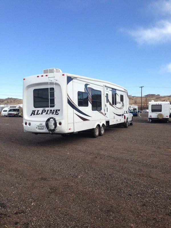 2011 Keystone Alpine 3500RL