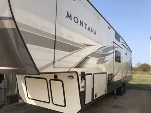 2020 Keystone Montana 3855BR