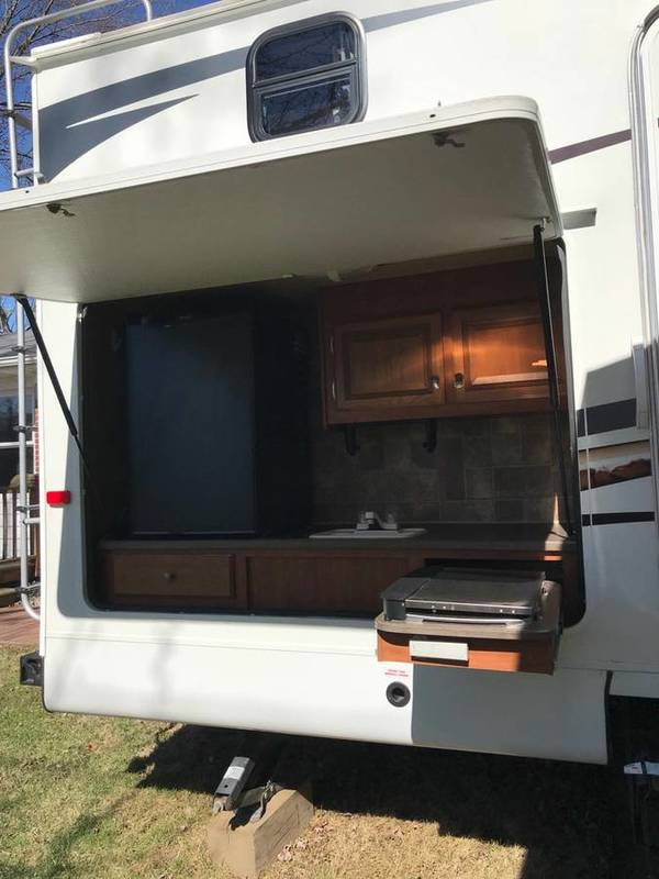 2012 JAYCO EAGLE SUPER LITE 314BDS