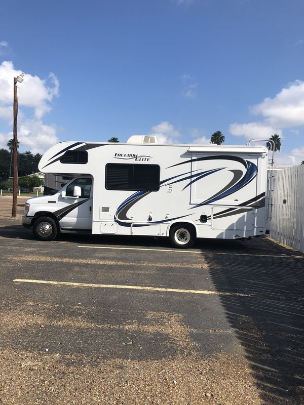 2018 Thor Industries Four Winds Freedom Elite 22FE