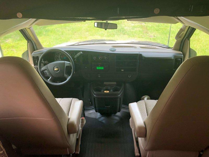 2010 Coachmen Freelander G3500