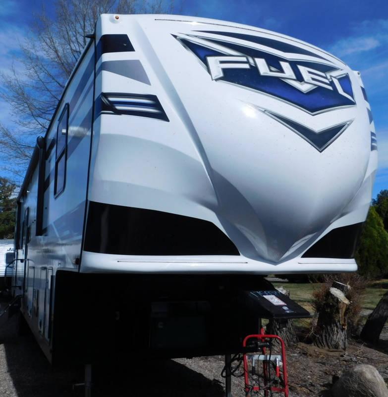 2020 Heartland Fuel 362