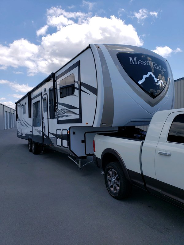 2019 Highland Ridge RV Mesa Ridge 373RBS