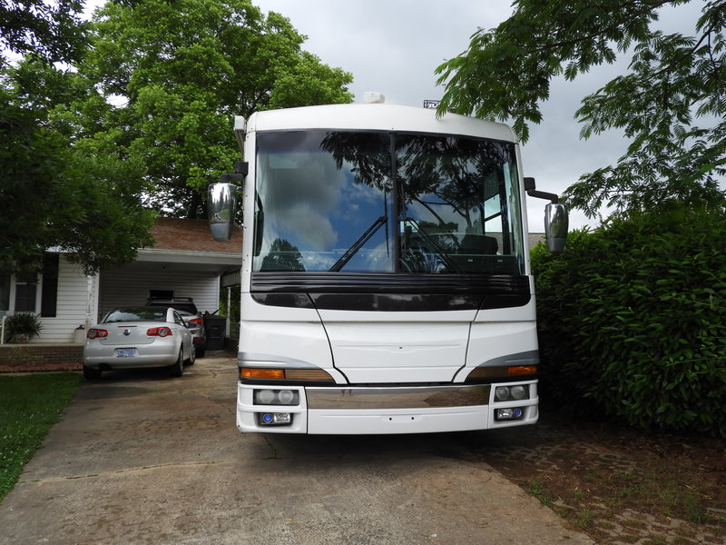 2000 American Coach American Heritage 45SS for sale - Gastonia, NC