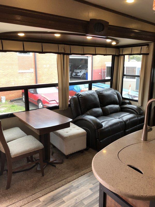 2015 Grand Design Solitude 320X