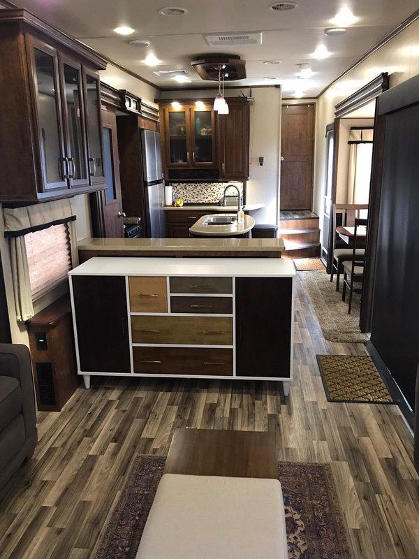 2016 Grand Design Solitude 375RE