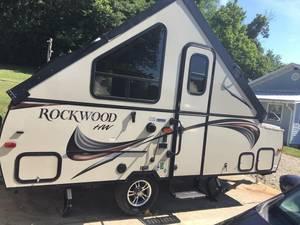 2016 Forest River Rockwood A192HW