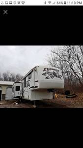 2008 Keystone Everest 345S