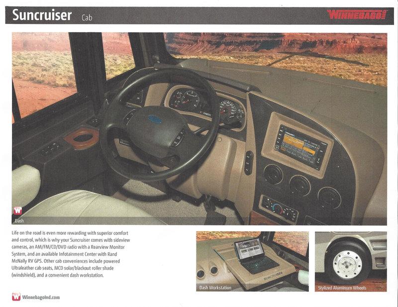 2014 Itasca Suncruiser 35P