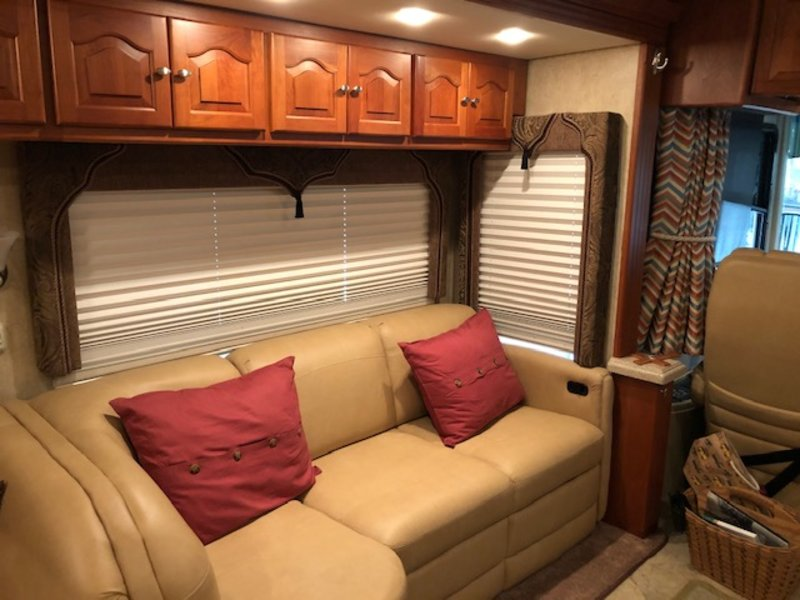 2007 Tiffin Allegro Bus 40QSP